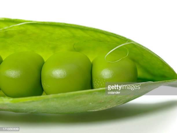 English Peas In Pod (organic)