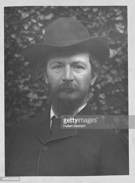 English poet and critic Algernon Charles Swinburne
