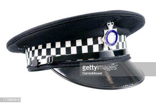 English Police Cap