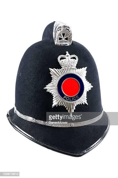 English Police Helmet