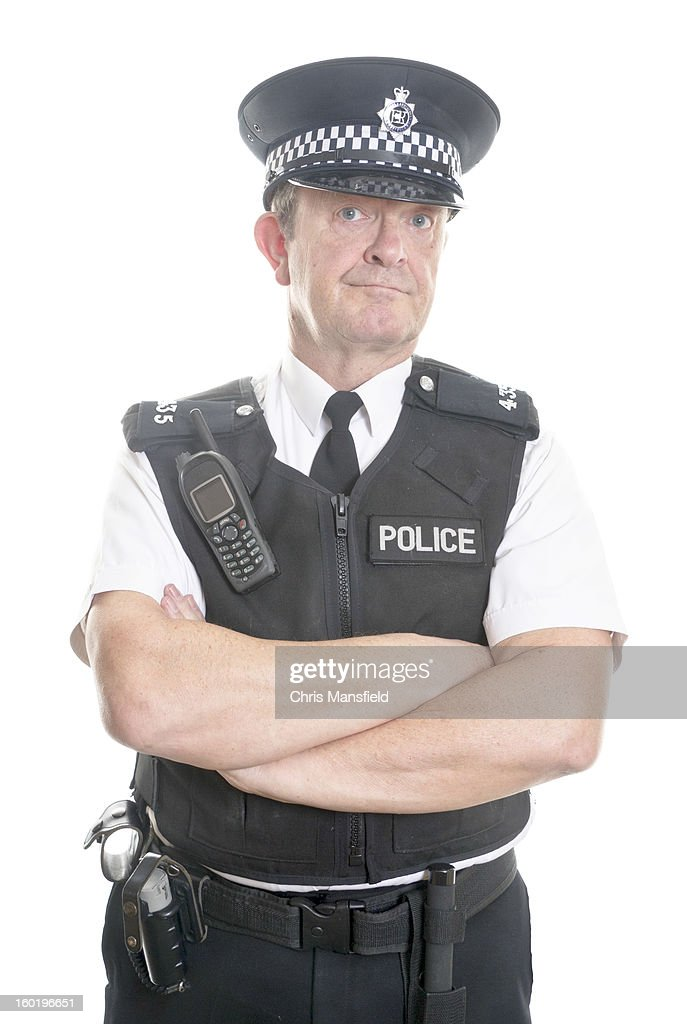 English Policeman Stock Photo | Getty Images