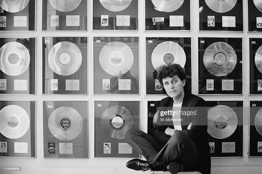 English pop singer <a gi-track='captionPersonalityLinkClicked' href=/galleries/search?phrase=Alvin+Stardust&family=editorial&specificpeople=228316 ng-click='$event.stopPropagation()'>Alvin Stardust</a>, June 1984.