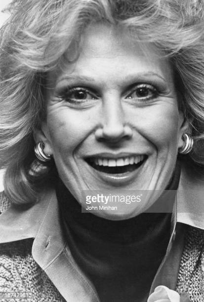English pop singer Dusty Springfield London 2nd February 1978