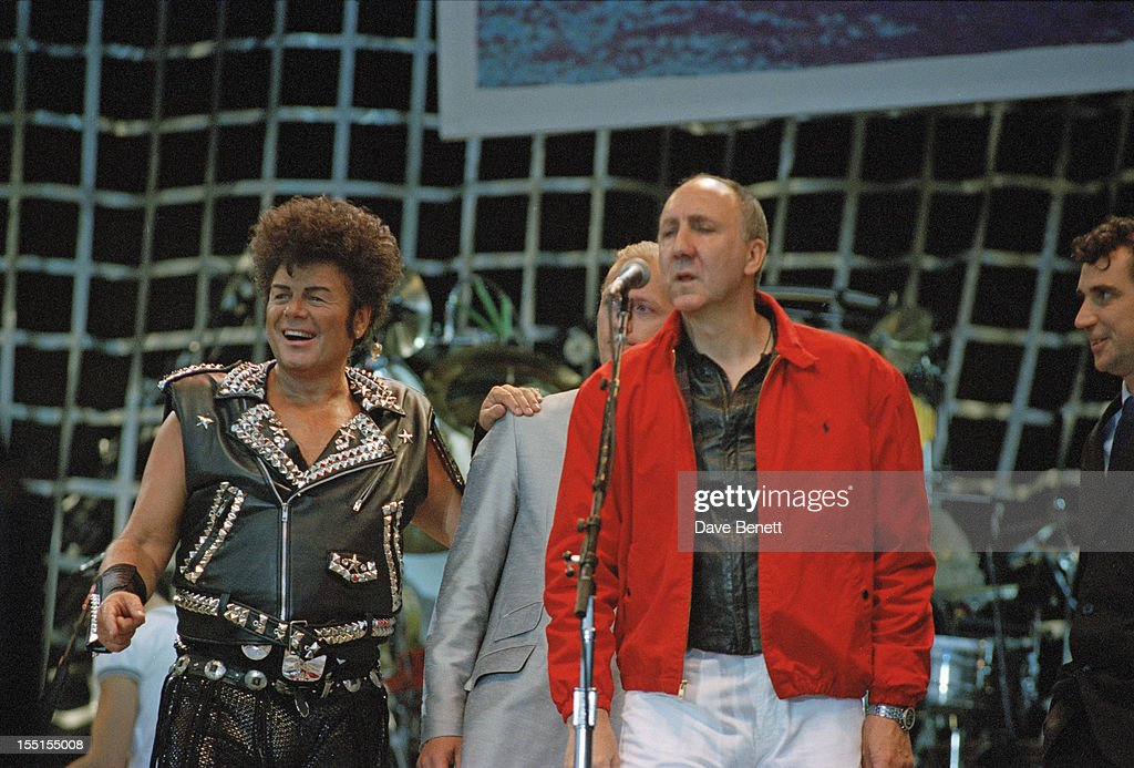 Image result for peter townshend and gary glitter