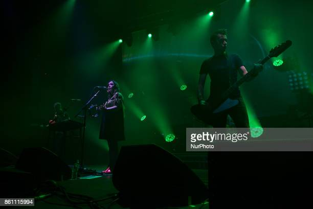 English rock band Slowdive performs at Roundhouse London on October 13 2017 Slowdive are an English rock band that formed in Reading Berkshire in...