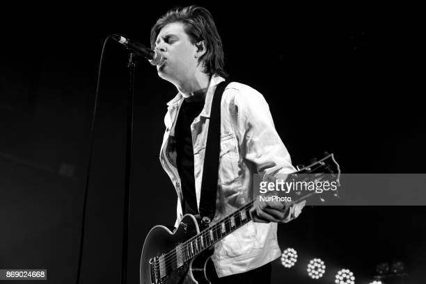 English rock band The Amazons perform live at O2 Forum London on October 12 2017 The Amazons are an English rock band from Reading Berkshire formed...