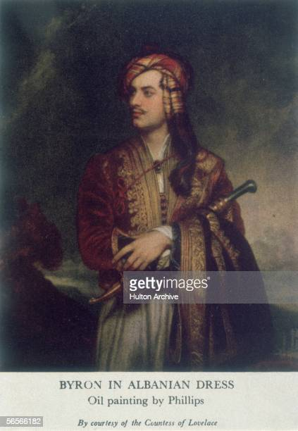 a biography of lord byron an english poet Finden's illustrations of the life and works of lord byron  lord byron (1788– 1824) was an english poet and leading figure of the romantic movement one of .