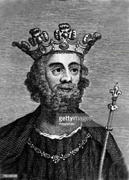 English Royalty King Edward II who reigned from 13071327 portrait The King was murdered at Berkeley Castle
