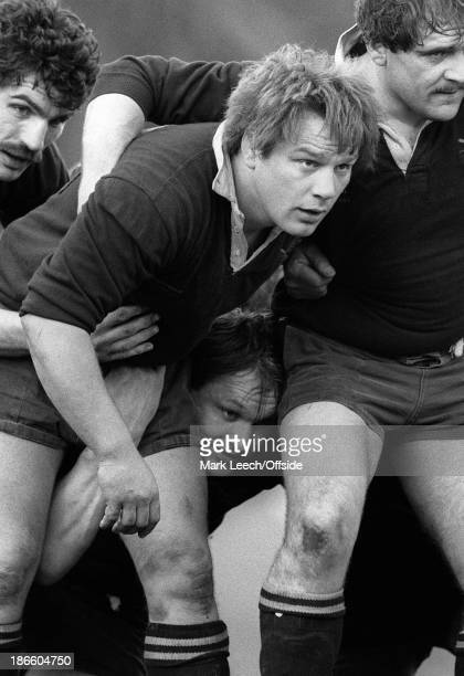 English Rugby Union London Welsh v Wasps Jeff Probyn