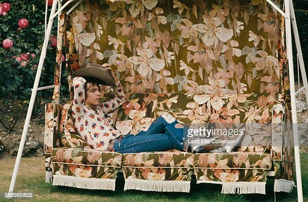 English singer actor songwriter and musician David Cassidy circa 1975