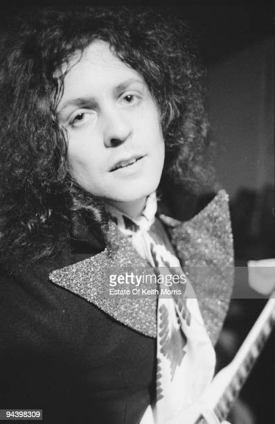 English singer and musician Marc Bolan 1977