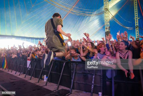 English singer and songwriter Declan McKenna performs live at Reading Festival Reading on August 25 2017 Declan Benedict McKenna is an English singer...