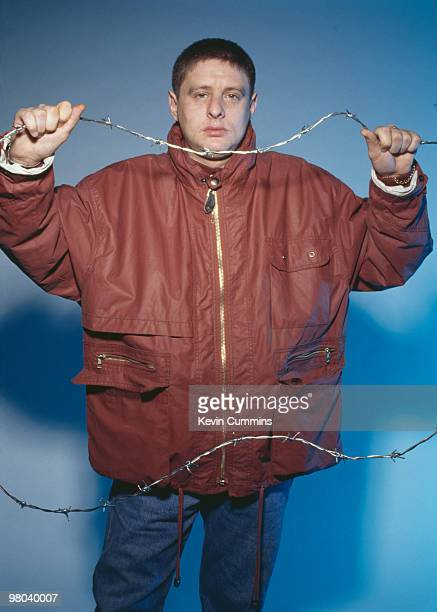 English singer and songwriter Shaun Ryder of pop group Happy Mondays 1st November 1991