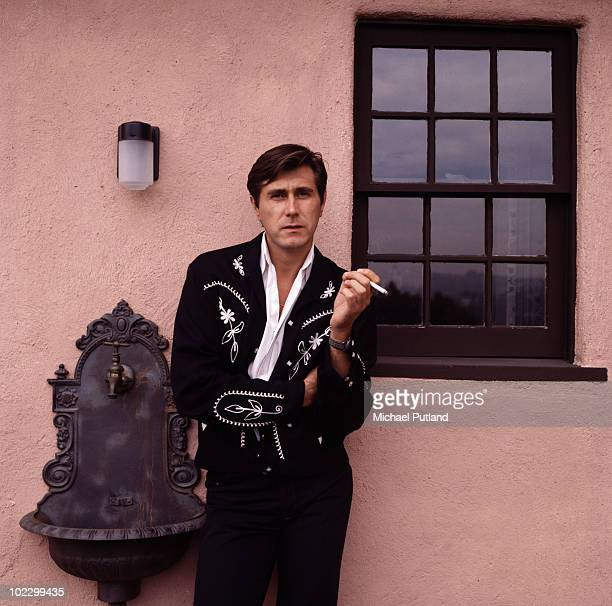 English singer Bryan Ferry of Roxy Music in Los Angeles October 1977