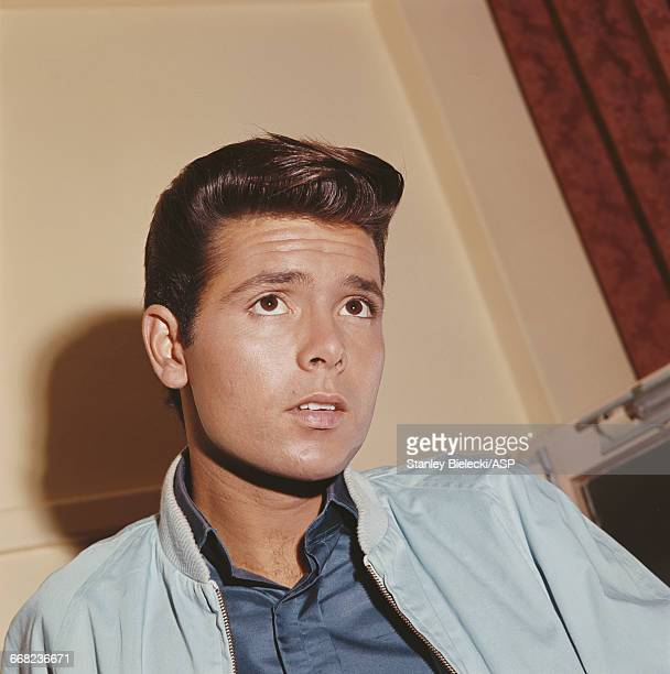 English singer Cliff Richard circa 1964
