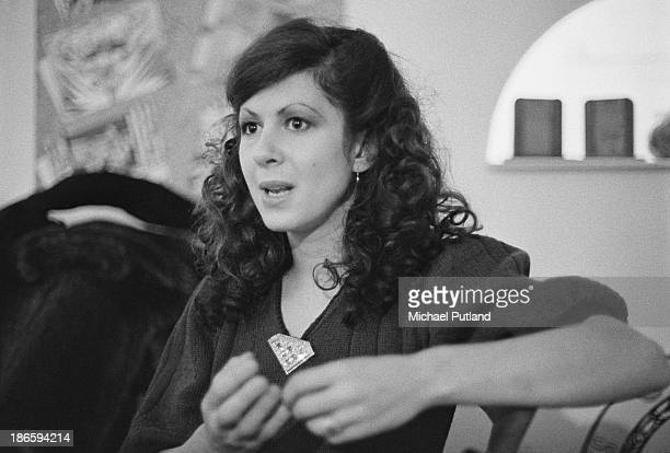English singer Elkie Brooks 17th December 1973
