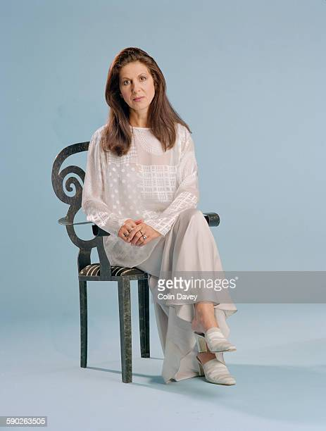 English singer Elkie Brooks 29th March 1996