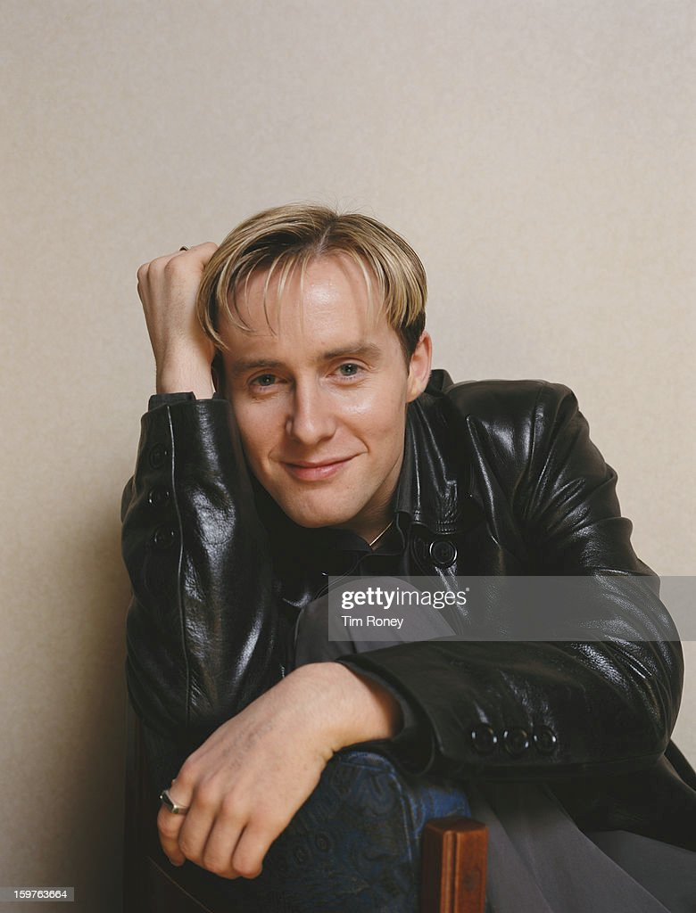 English singer Ian 'H' Watkins of the pop group Steps, circa 1998.