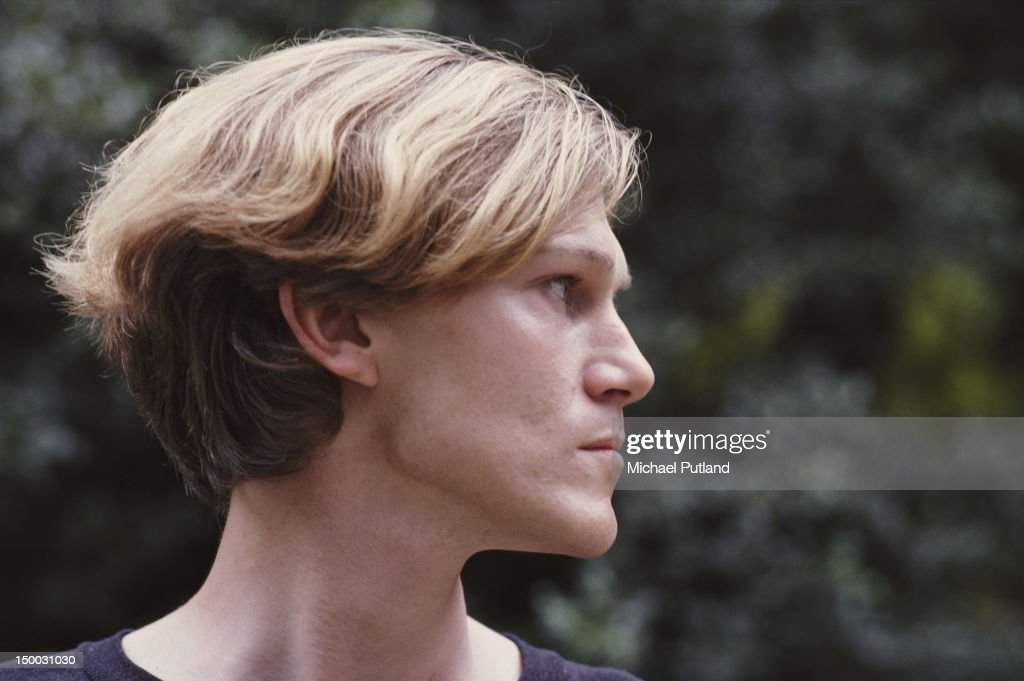 English singer John Foxx UK August 1980 Foxx was formerly singer with new wave band Ultravox