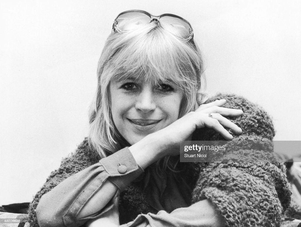 English singer Marianne Faithfull, 7th December 1979.