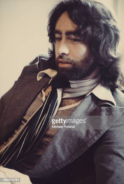 English singer Paul Rodgers of rock group Bad Company London November 1974