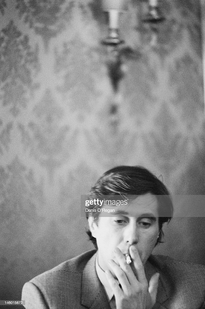 English singer, songwriter and musician Bryan Ferry in Amsterdam, circa 1979.