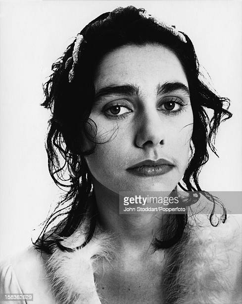 English singer songwriter and musician PJ Harvey 1994