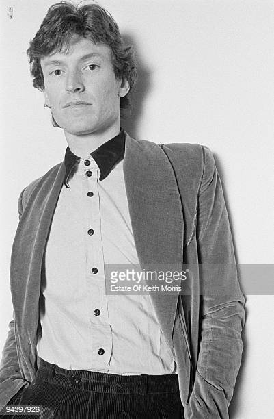 English singer songwriter and musician Steve Winwood at home May 1977