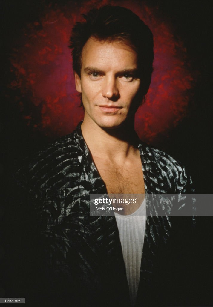 English singer, songwriter and musician <a gi-track='captionPersonalityLinkClicked' href=/galleries/search?phrase=Sting+-+Singer&family=editorial&specificpeople=220192 ng-click='$event.stopPropagation()'>Sting</a>, 1986.