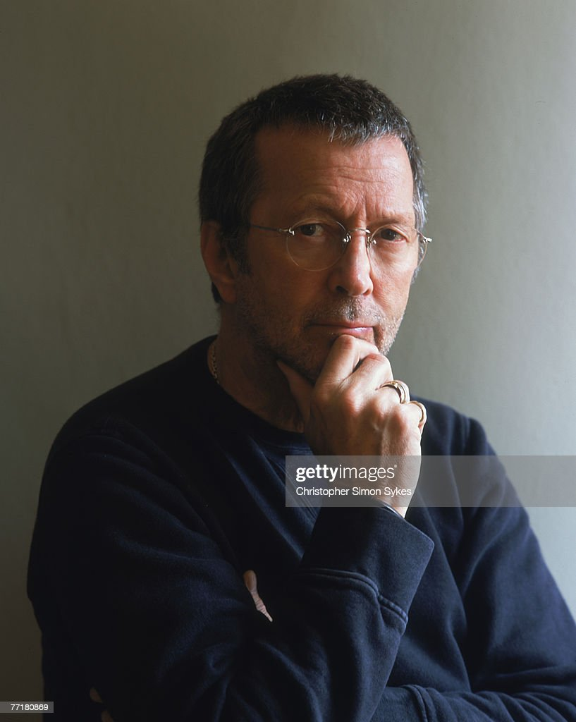 English singer-songwriter and guitarist <a gi-track='captionPersonalityLinkClicked' href=/galleries/search?phrase=Eric+Clapton&family=editorial&specificpeople=158744 ng-click='$event.stopPropagation()'>Eric Clapton</a>, 2007.