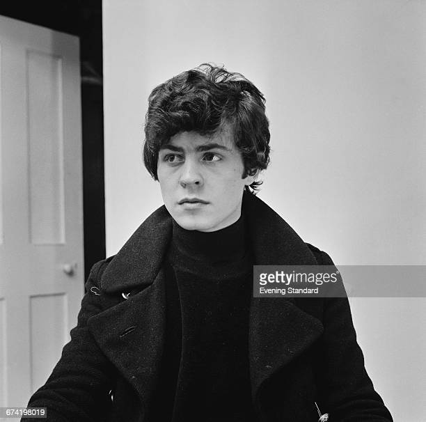 English singersongwriter and guitarist Marc Bolan shortly after his signing to Decca Records 23rd October 1965 Bolan later formed glam rock group TRex