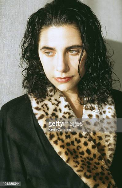 English singersongwriter and guitarist PJ Harvey Los Angeles September 1993