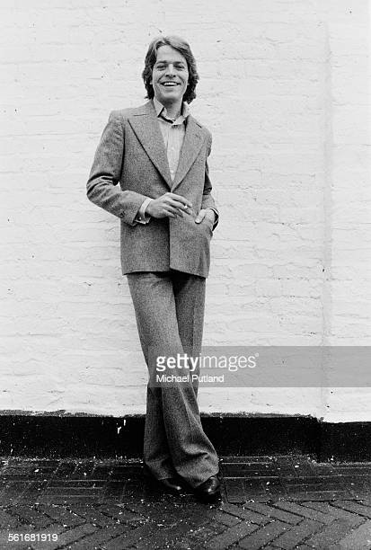 English singersongwriter and musician Robert Palmer October 1975