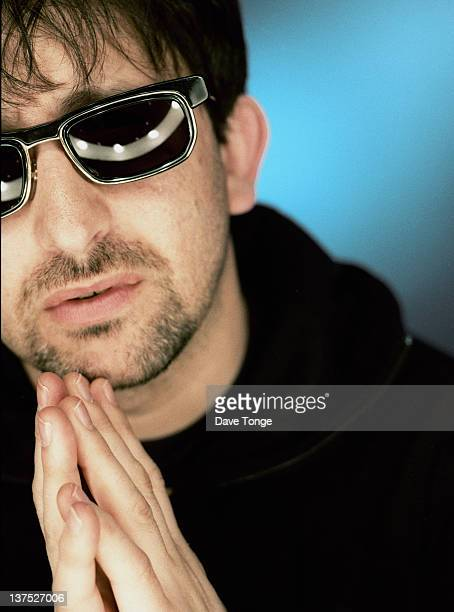 English singersongwriter and producer Ian Broudie of the Lightning Seeds London UK April 1997