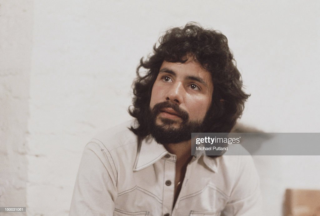 English singer-songwriter Cat Stevens, later Yusuf Islam, London, March 1974.