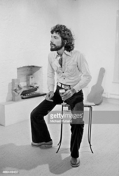 English singersongwriter Cat Stevens March 1974