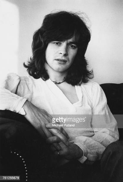 English singersongwriter Colin Blunstone 17th January 1973 Blunstone is best known as singer for English pop group The Zombies