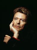 English singersongwriter David Bowie 8th November 1995