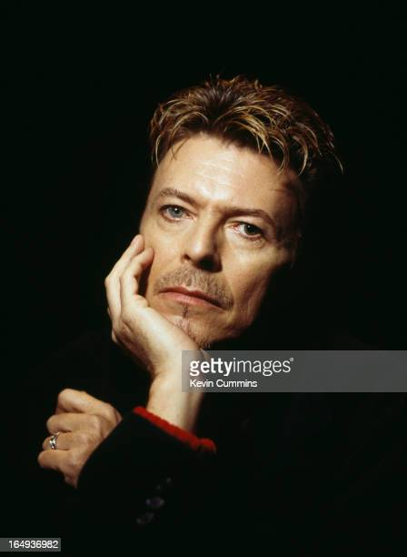 English singersongwriter David Bowie 8th November 1995