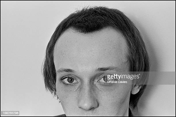 English singersongwriter Howard Devoto of postpunk group Magazine and formerly of Buzzcocks Manchester 1978