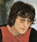 English singersongwriter John Lennon July 1971