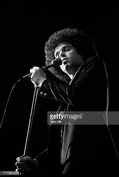 Leo Sayer during Leo Sayer in Concert at the Great Southeast Music Hall in Atlanta April 1 1975 at Great Southeast Music Hall in Atlanta Georgia...
