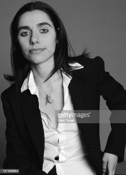 English singersongwriter PJ Harvey London circa 1995