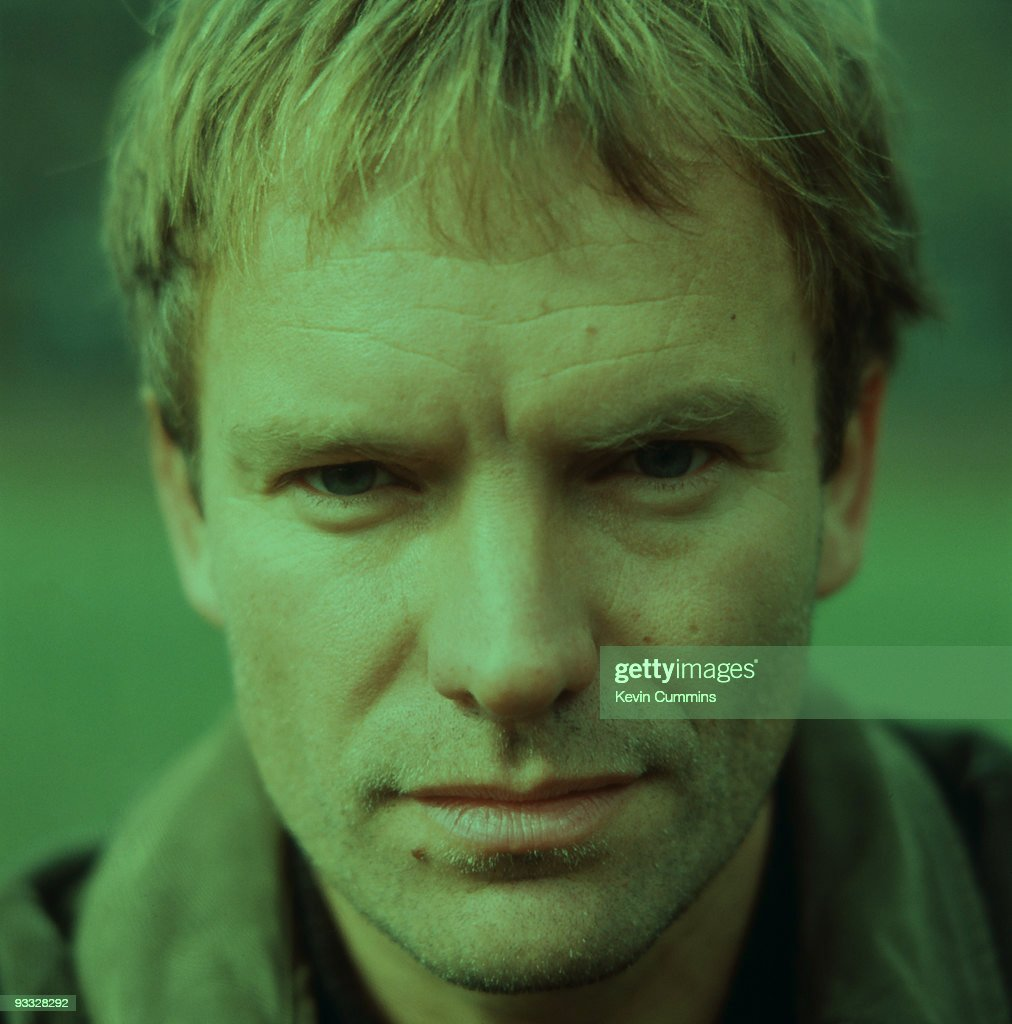 English singer-songwriter <a gi-track='captionPersonalityLinkClicked' href=/galleries/search?phrase=Sting+-+Singer&family=editorial&specificpeople=220192 ng-click='$event.stopPropagation()'>Sting</a> in Central Park, New York City on February 25, 1991.