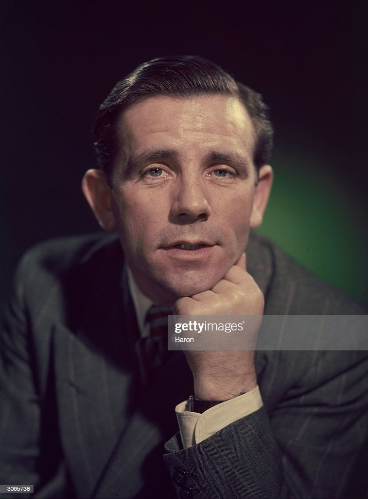 English slapstick comedian of the stage, screen and television, Norman Wisdom.