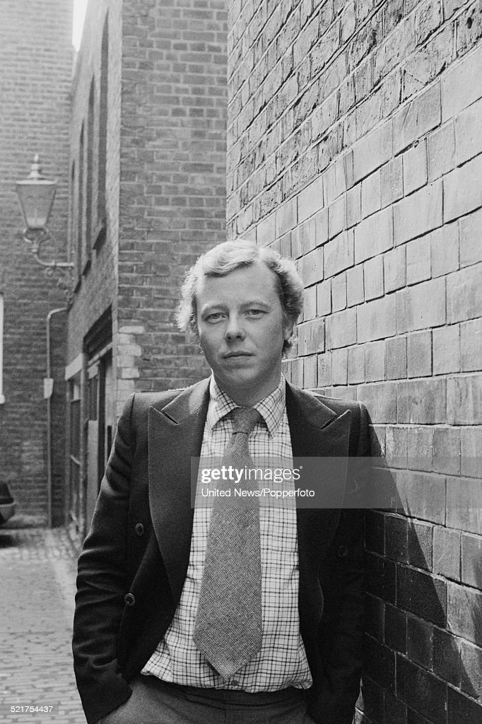 English songwriter and pianist, Peter Skellern pictured in London on 30th April 1980.
