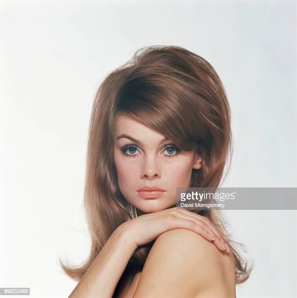 English supermodel Jean Shrimpton circa 1965