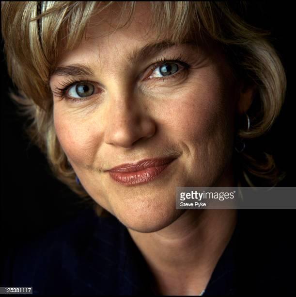 English television presenter Anthea Turner 16th May 1996
