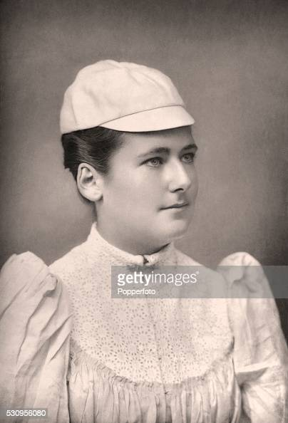 Lottie Dod  -  Sporting Personality : News Photo