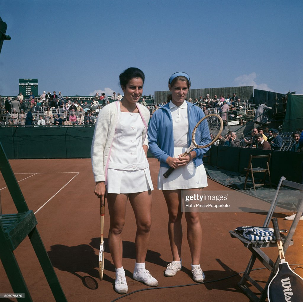 Virginia Wade And Valerie Ziegenfuss